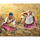 Countryside gleaners