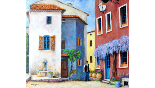Old village lanes (SOLD)