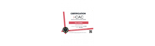 certification I-CAC